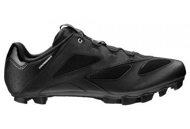 Paire de Chaussures VTT MAVIC Crossmax Noir