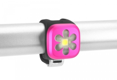 lampe avant knog blinder 1 flower rose