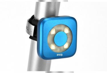Lampe Arrière Knog Blinder 4 Circle Bleu