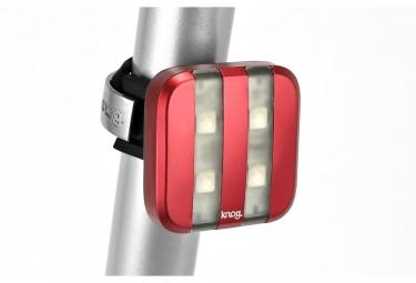 Lampe Arrière Knog Blinder 4 GT Rouge