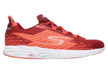 Skechers Go Run 5 Orange