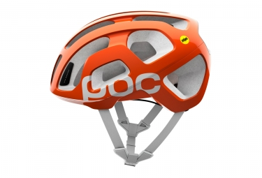 casque poc 2017 octal avip mips orange l 58 62 cm