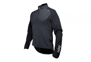 veste impermeable poc 2017 resistance pro xc noir s