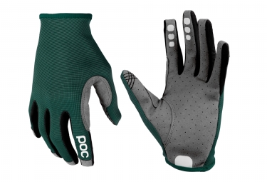 paire de gants poc 2017 resistance enduro vert s