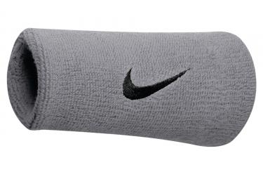 Felpa Nike Swoosh grigia
