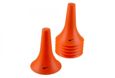 6 Plots d'Entraînement Nike Pylon Orange