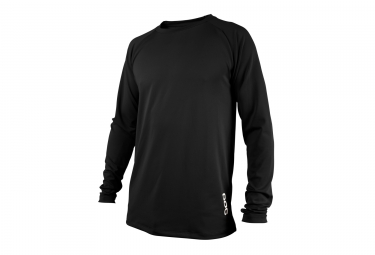 POC 2017 Resistance DH Long Sleeves Jersey Black