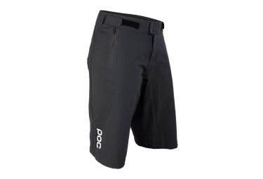 POC 2017 Resistance Enduro Light Women Short Black