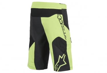 Short 2017 Alpinestars Pathfinder Racing Vert Noir