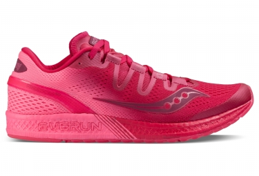 saucony freedom iso femme rose 40