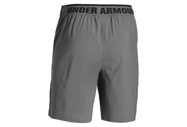 Short de Sport Under Armour Mirage Gris