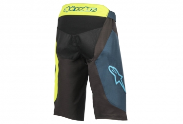 short de protection alpinestars bionic 2017 noir m