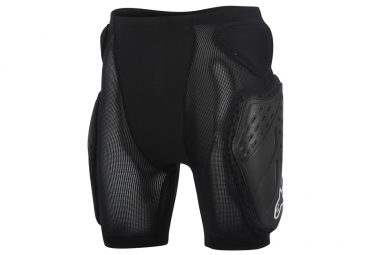 Short de Protection Alpinestars Bionic 2017 Noir