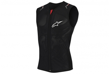 Veste de Protection Alpinestars Evolution Sans Manches Noir