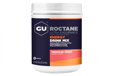 gu boisson energetique roctane fruits tropicaux 780g