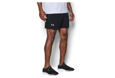 Short de Sport Under Armour Launch SW 5'' Noir
