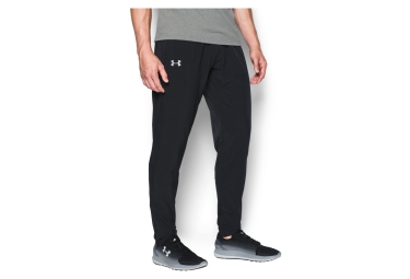Under Armour Sport Trousers No Breaks Stretch-Woven Black