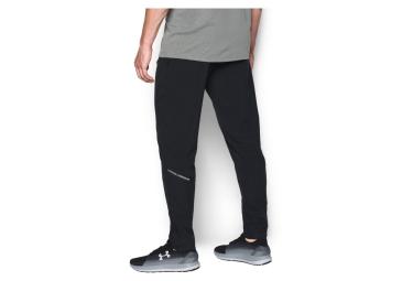 Pantalon de Sport Under Armour No Breaks Stretch-Woven Noir