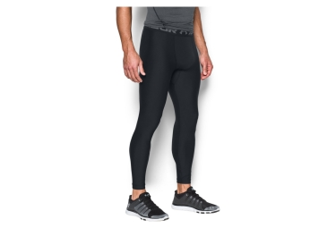 Under Armour Compression Long Tight HeatGear Armadura Negro