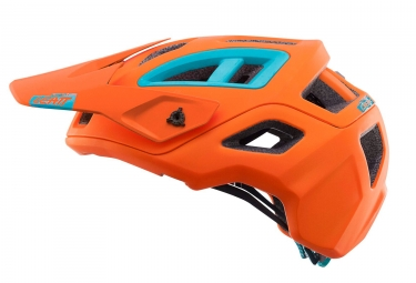 casque leatt dbx 3 0 all mountain orange 2018 l 59 63 cm