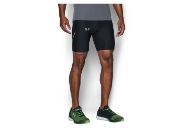 cuissard running de compression under armour no breaks run noir s