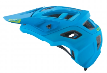 casque leatt dbx 3 0 all mountain bleu 2017 s 51 55 cm