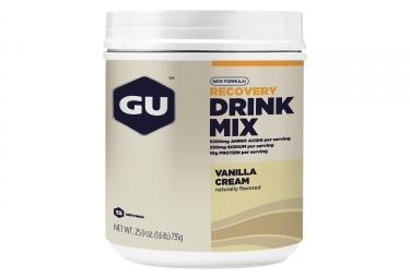GU Recovery Drink MIX Crema de Vainilla 735g