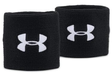 Bracelets Éponges Under Armour Performance Noir