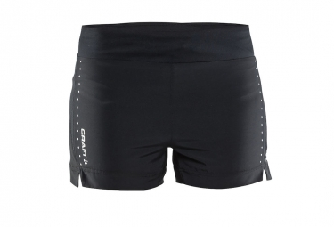Craft Essential 5 Running Short Female Black
