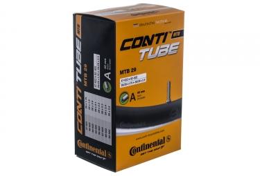 Continental MTB Tube 29x1.75 - 29x2.50 Schrader
