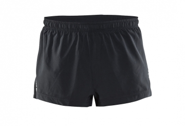 Craft Essential 2 Running Short Black
