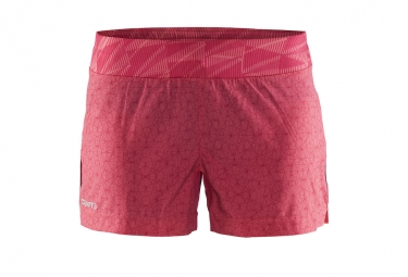 Short femme craft mind wire sweetpush rouge s