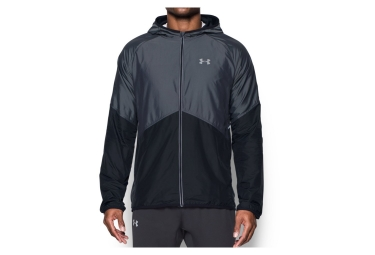 Veste coupe vent deperlant under armour storm no breaks noir m