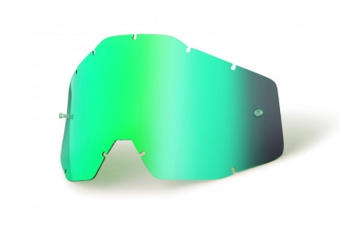 100% Iridium Green Lense Accuri Youth