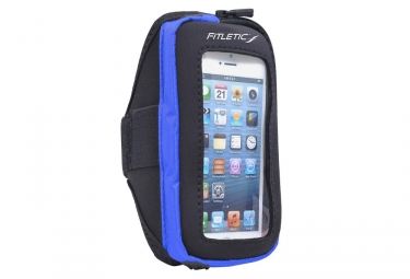 Fitletic Smartphone Arm Band 5 Black Blue