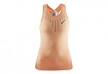 Debardeur femme craft core seamless orange xs