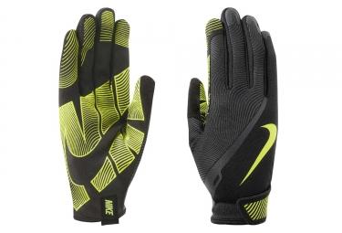 NIKE Paire de gants training LUNATIC Noir Homme