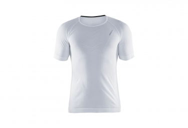 maillot manches courtes craft cool intensity blanc s