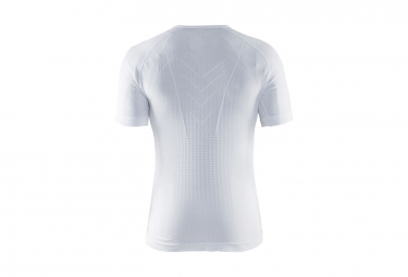 Maillot Manches Courtes Craft Cool Intensity Blanc