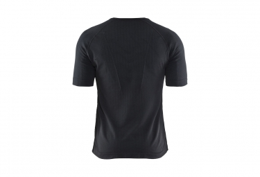 Maillot Manches Courtes Craft Cool Intensity Noir