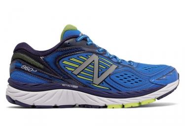 caractéristique chaussure running new balance homme 860 v7