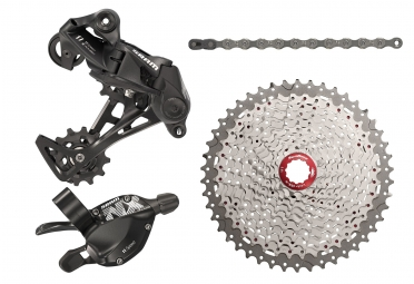 SRAM NX Mini Groupset 11s Cassette SunRace CS-MX8 11-46T (without crankset)