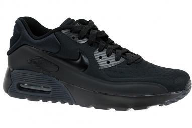 Sneakers enfant nike air max 90 ultra gs noir 35 1 2