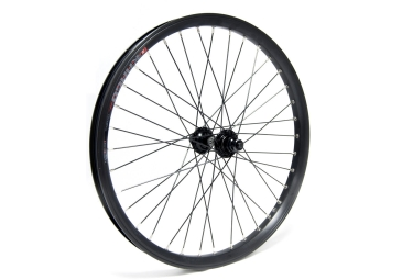 Global Racing Starter Pro 20 x 1.75 Front Wheel Black