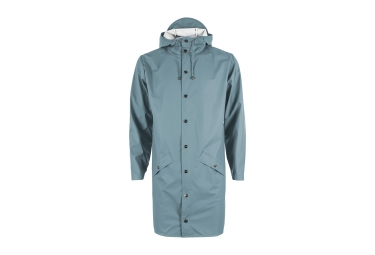Veste Imperméable Rains Long Jacket Bleu