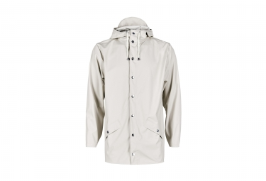 Giacca impermeabile Rains Jacket Grey
