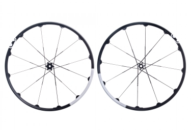 CRANKBROTHERS 2017 Wheelset Cobalt 3 29'' | Boost 15x110mm/12x148mm | Black White