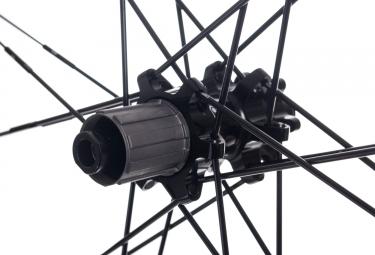 Paire de Roues CRANKBROTHERS Iodine 2 27.5''   15mm/12x142mm   Noir Gris