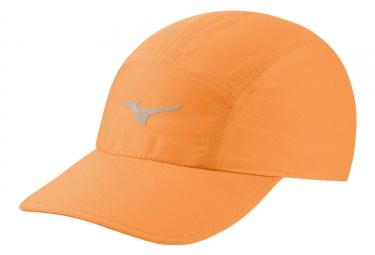 casquette mizuno drylite run orange