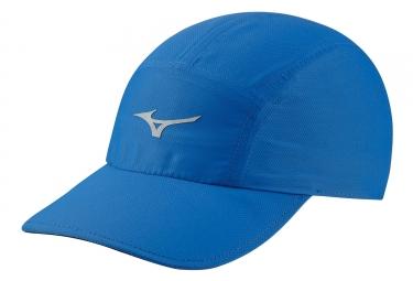 casquette mizuno drylite run bleu